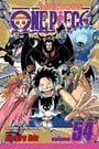 One Piece, Volume 54: Unstoppable