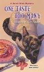 One Taste Too Many (A Sarah Blair Mystery)