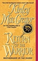 Return of the Warrior (Brotherhood of the Sword, Book 2)