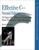Effective C++: 50 Specific Ways to Improve Your Programs and Design (2nd Edition) (Addison-Wesley Pr