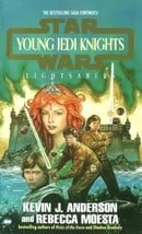 Lightsabers (Star Wars: Young Jedi Knights #4)