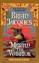 Martin the Warrior (Redwall #6)