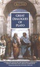 Great Dialogues of Plato (Signet Classics)