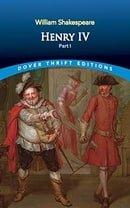 Henry IV, Part I (Dover Thrift Editions) (Pt. 1)
