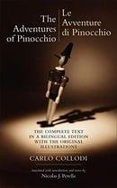 The Adventures of Pinocchio (Le Avventure Di Pinocchio) (Biblioteca Italiana)