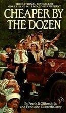 Cheaper by the Dozen (A Bantam starfire book)