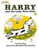 Harry and the Lady Next Door (An I Can Read Picture Book)