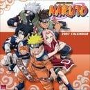 Naruto 2007 Wall Calendar