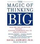The Magic of Thinking Big (Audio CD)