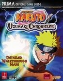 Naruto: Uzumaki Chronicles (Prima Official Game Guide)