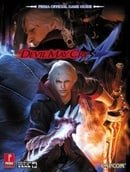 Devil May Cry 4: Prima Official Game Guide