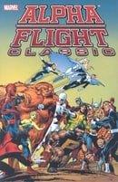 Alpha Flight Classic, Vol. 1 (Uncanny X-Men) (v. 1)