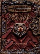 Monster Manual: Core Rulebook III (Dungeons & Dragons)