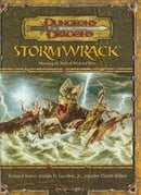 Stormwrack: Mastering the Perils of Wind and Wave (Dungeons & Dragons d20 3.5 Fantasy Roleplaying, E