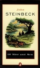 Of Mice And Men (Turtleback School & Library Binding Edition) (Penguin Great Books of the 20th Centu