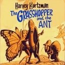 Grasshopper and the Ant by Harvey Kurtzman