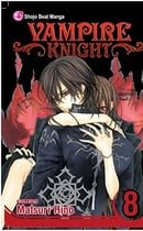 Vampire Knight, Volume 8