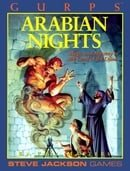 GURPS Arabian Nights: Magic and Mystery in the Land of the Djinn (GURPS: Generic Universal Role Play