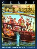 GURPS Swashbucklers *OP (GURPS: Generic Universal Role Playing System)