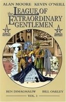 The League of Extraordinary Gentlemen: Volume 1