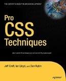 Pro CSS Techniques (Expert