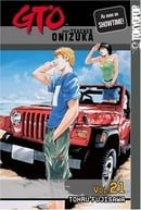 GTO: Great Teacher Onizuka, Vol. 21