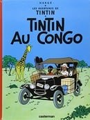 Tintin Au Congo (Book is NOT Bilingual) (French Edition)