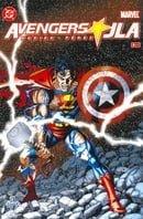 Avengers Jla - Libro 4 (Spanish Edition)