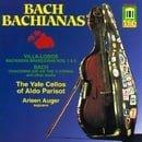 Bach Bachianas / Arleen Augér, The Yale Cellos of Aldo Parisot