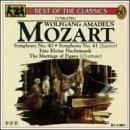 Mozart: Symphonies Nos. 40 & 41; Eine kleine Nachtmusik; Marriage of Figaro Overture