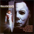 Halloween 5: The Revenge Of Michael Myers - Original Motion Picture Soundtrack