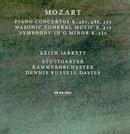 Mozart: Maurerische Trauermusik K477; Concertos for piano No21