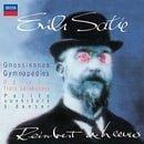 Erik Satie: Gnossiennes; Gymnopédies; Ogives; Trois Sarabandes; Petite ouverture à danser