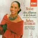 Barbara Hendricks - Mozart: Opera and Concert Arias /Ion Marin