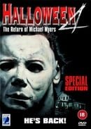 Halloween 4: The Return of Michael Myers [Region 2]