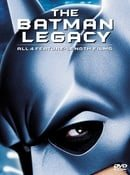 The Batman Legacy:  All 4 Feature-Length Films