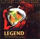 Legend (Original Soundtrack Recording)