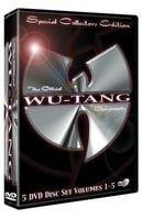 Wu-Tang Clan Presents: 5 DVD Disc Set Vol., 1-5