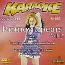 Chartbuster Karaoke: Britney Spears, Vol. 2