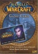 WoW: 60 Day Pre-Paid Card