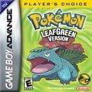 Pokemon: LeafGreen Version