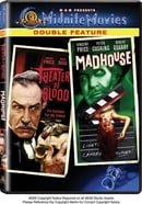 Theater Of Blood/MadHouse (Midnite Movies Double Feature)