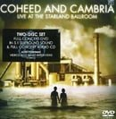 COHEED & CAMBRIA - LIVE AT STARLAND BALLROOM (2PC) (W/CD) / (AC3 DOL)