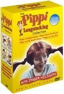 The Pippi Longstocking Collection (Pippi Longstocking / Pippi Goes on Board / Pippi in the South Sea