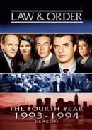 Law & Order - The Fourth Year (1993-1994 Season)
