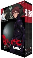 Gantz: Season 1 Collection