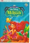 The Little Mermaid Disney DVD Widescreen