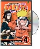 Naruto, Vol. 4 - The Broken Seal