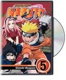 Naruto, Vol. 5 - Shinobi Weapons