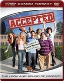 Accepted (Combo HD DVD and Standard DVD)